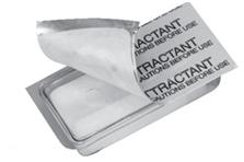Откройте упаковку с таблеткой