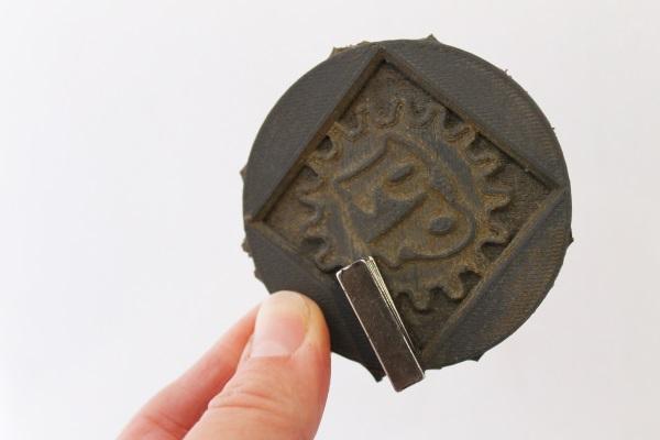 Магнитное железо PLA Proto-pasta