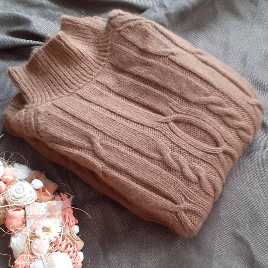 свитер из верблюжьего пуха сарлаг