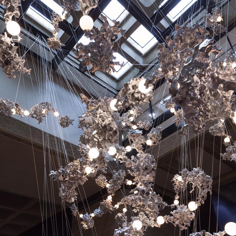 Инсталляция 44 от Bocci