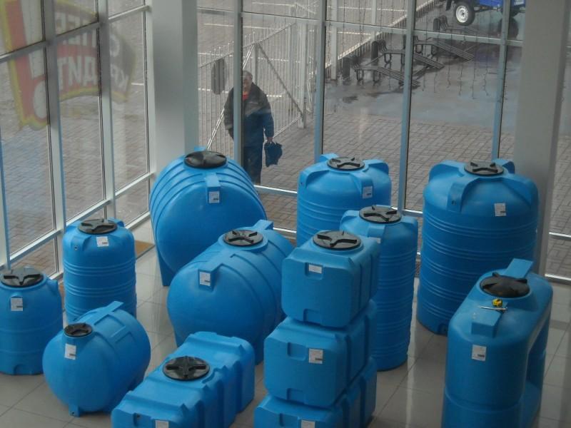 Емкости на 5000 литров