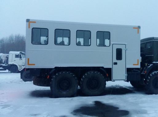 Обслуживание и ремонт фургонов