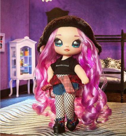 Кукла Na Na Na surprise Minna Moody, 1 серия (квадрат)