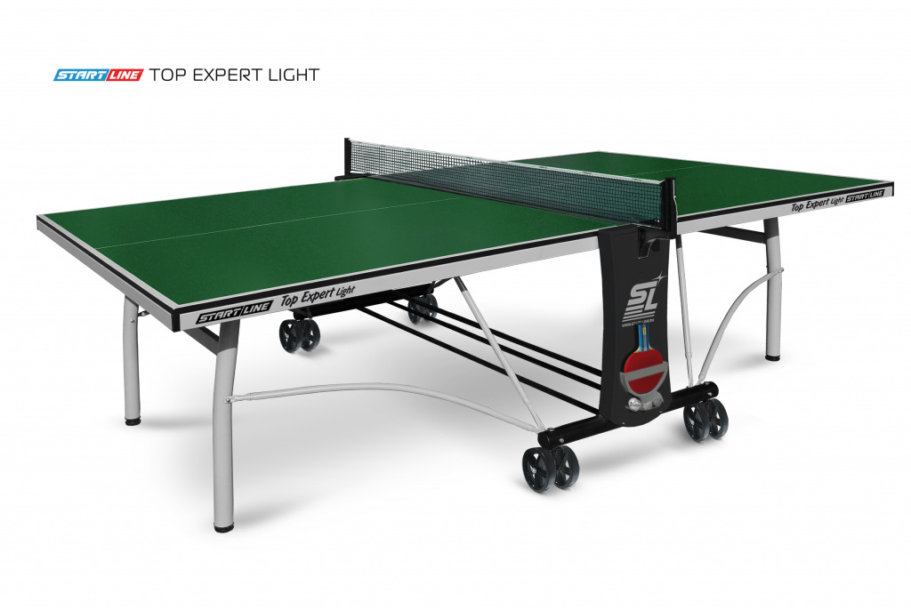 Теннисный стол Start Line Top Expert Light Green