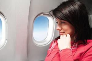 контактные линзы в самолете, фото Линзочки