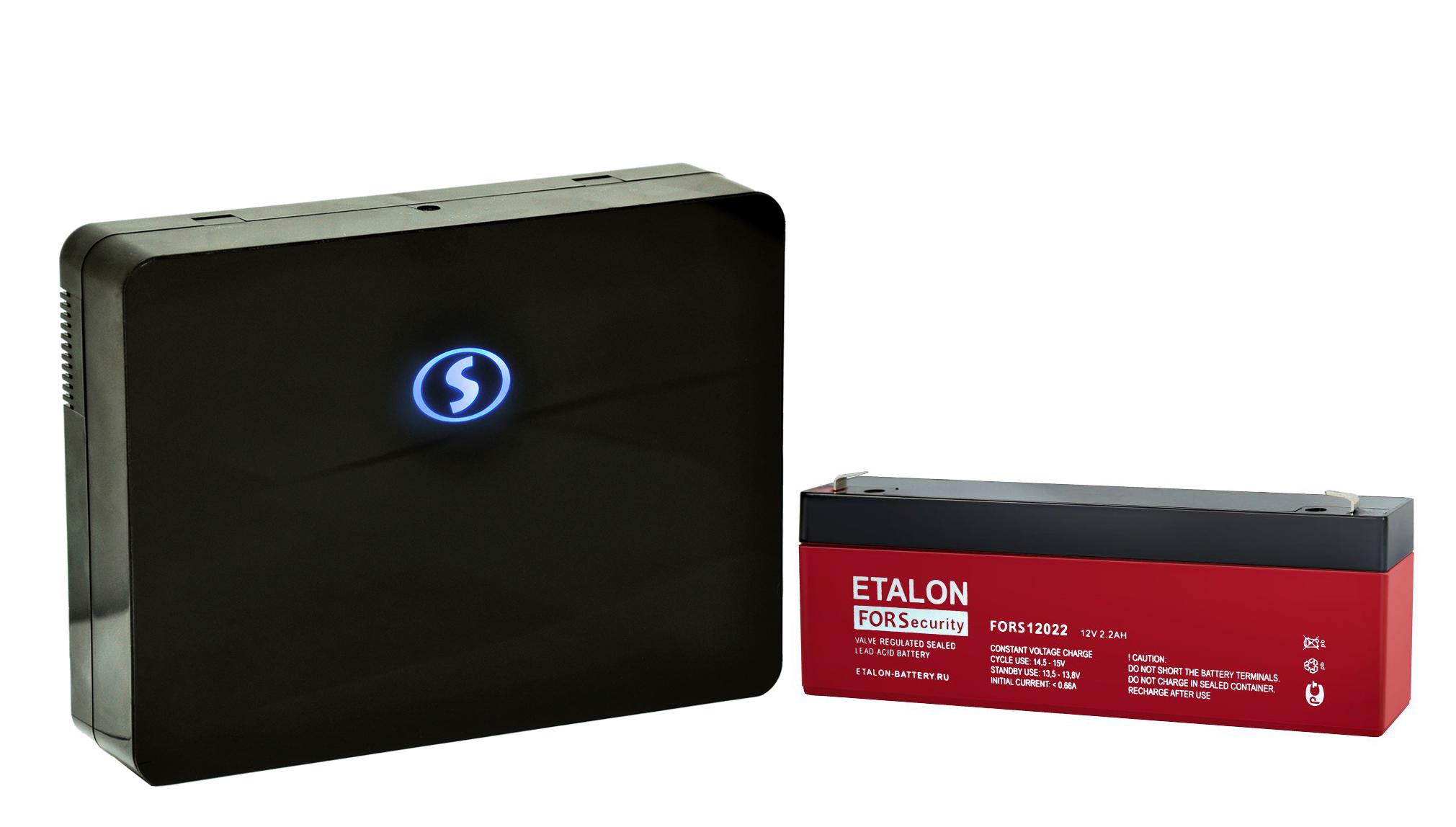 «Лунь-25» комплектуются аккумуляторами ETALON FORS