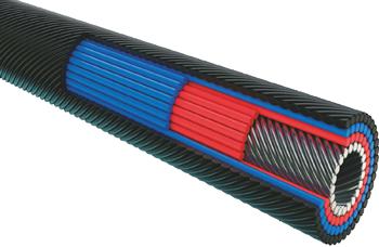 Multi Layer Structure Slim позволяет создавать тонкие и «стройные» бланки, которые мы используем для сборки удилищ класса L и UL