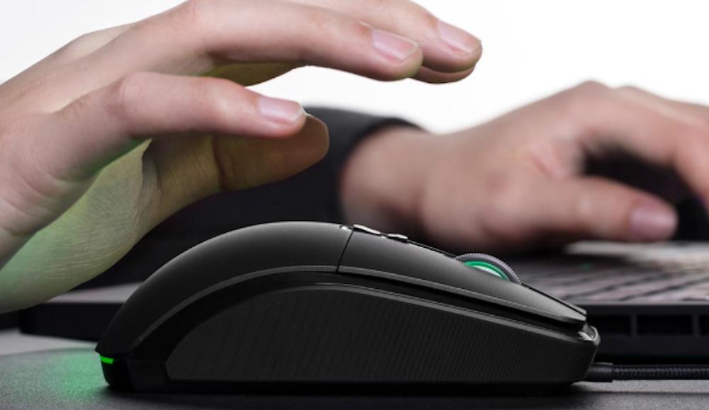 Игровая мышь Xiaomi Mi Gaming Mouse