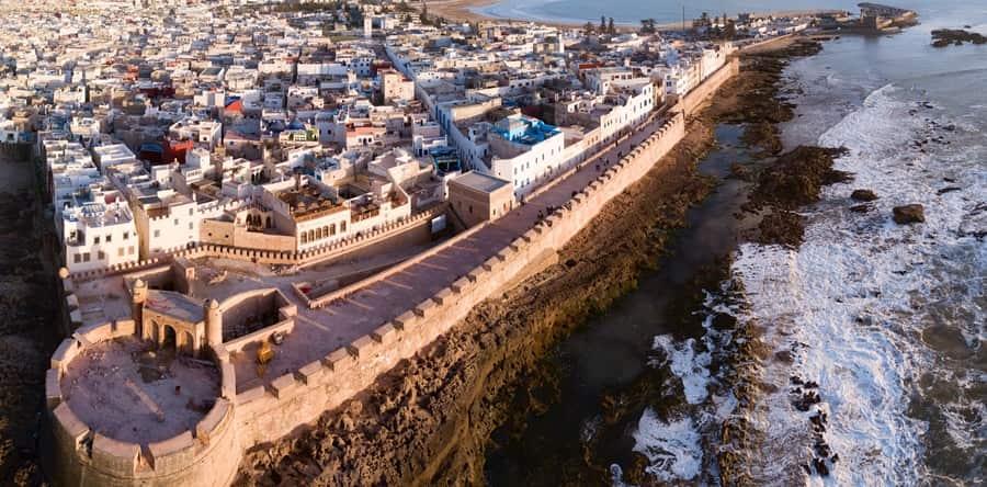Эссуэйра, Марокко