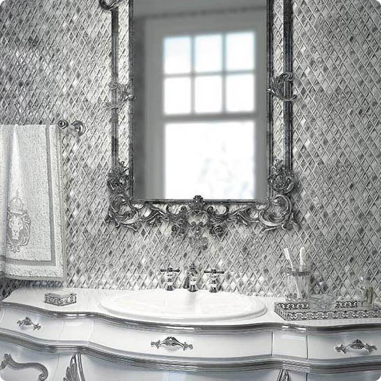 Ромбовидная мозаика
