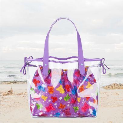 Детская пляжная сумка для девочки - Minnie Mouse