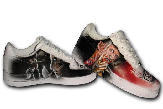 покраска обуви 2