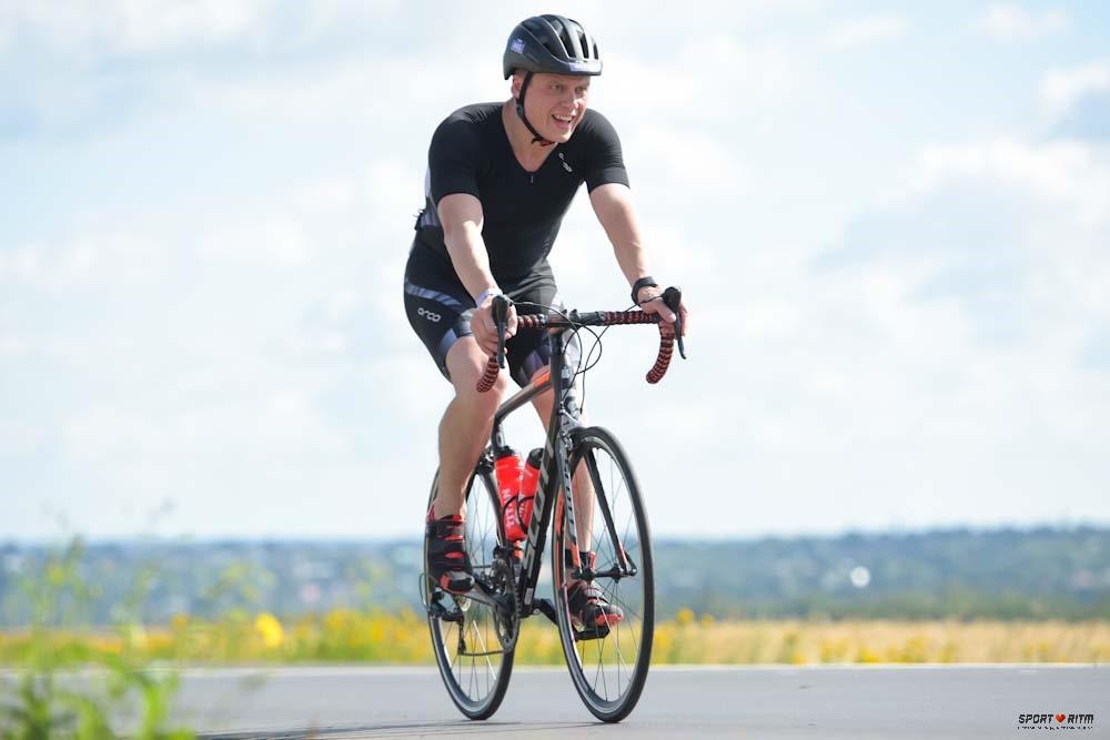 Пульсометр для велосипеда