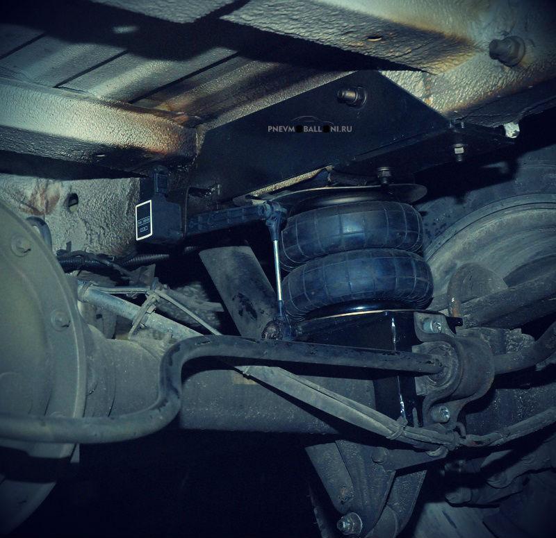 Mercedes Sprinter правый пневмобаллон