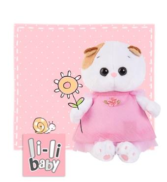 Ли-Ли Бэби мягкая игрушка BudiBasa