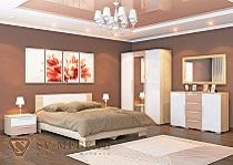 ЛАГУНА-2 МДФ Мебель для спальни