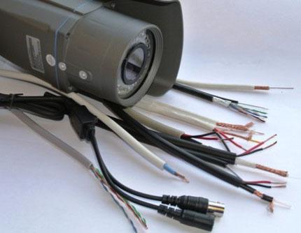 Выбор кабеля для видеонаблюдения