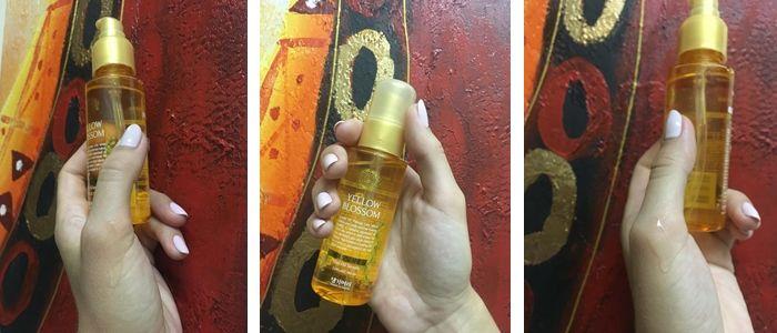 Восстанавливающее масло для волос