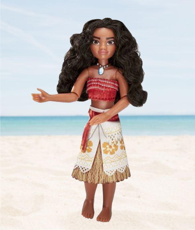 Кукла Моана - серия Приключения в Океании, Дисней