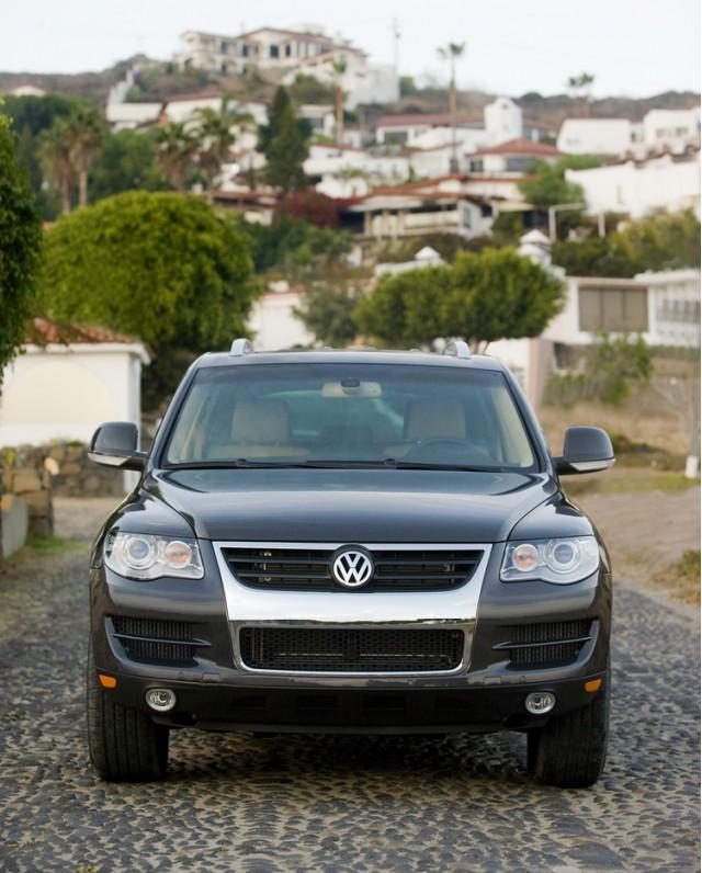 Volkswagen Touareg 2008 Дизель TDI