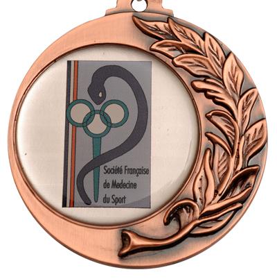 Медаль Ассоциации спортивной медицины Франции