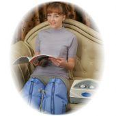 Портативный аппарат для прессотерапии (лимфодренажа)