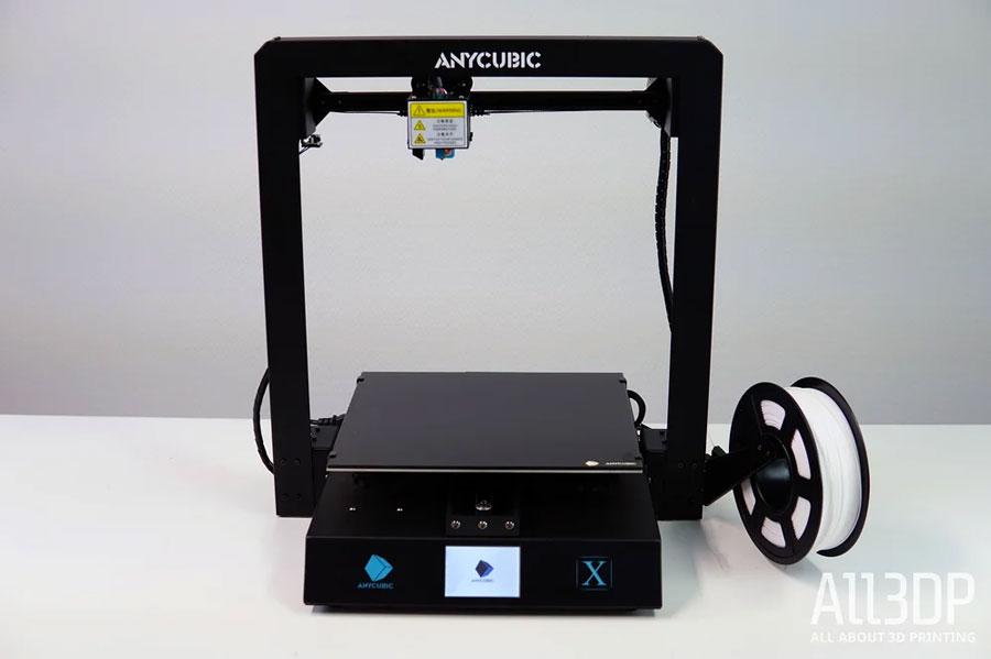 Типичный вид принтера линейки Anycubic Mega