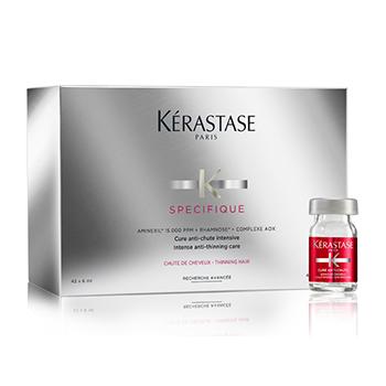 Ампулы от выпадения волос Kerastase