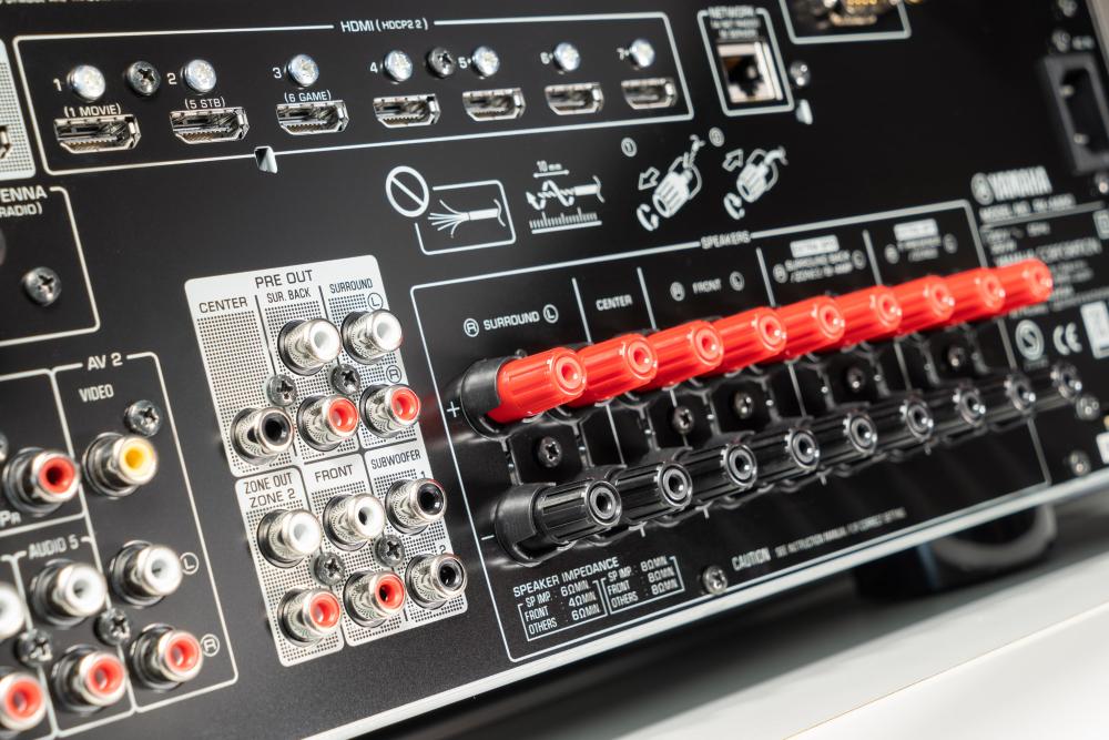 АВ ресивер Yamaha RX-A880