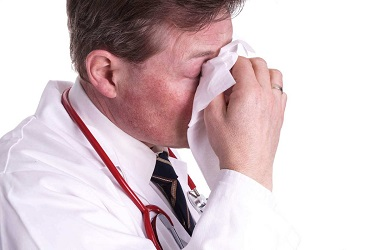 доктор заболевание