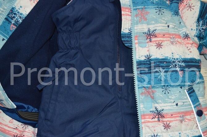 Утяжка на полукомбинезоне от комплекта Premont Водопад Ридо
