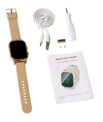 Детские часы с GPS трекером Smart Baby Watch T58