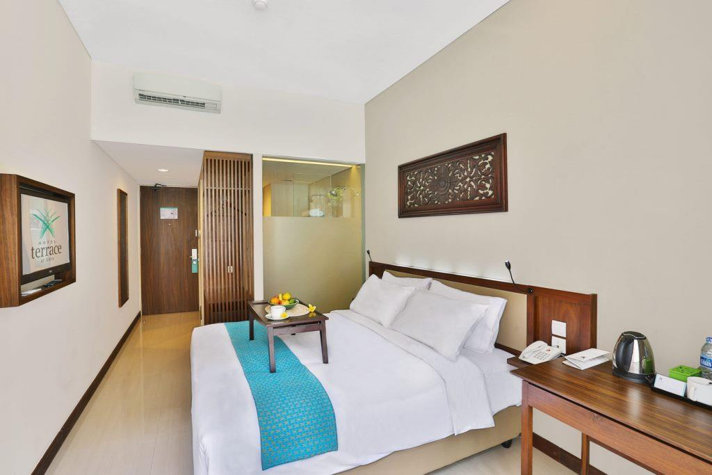 Серф-отель в Куте, Бали. Номер double