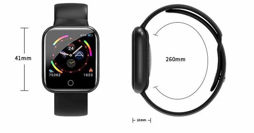 Умные смарт часы Smart Watch IWO 10