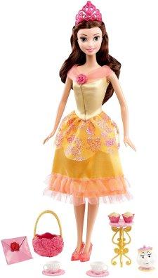 Кукла Белль Праздничное настроение, Принцессы Диснея