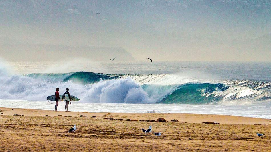 Шорбрейк (Shore break)