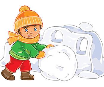 Снежные мишени