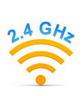 Logitech Advanced на частоте 2,4 ГГц