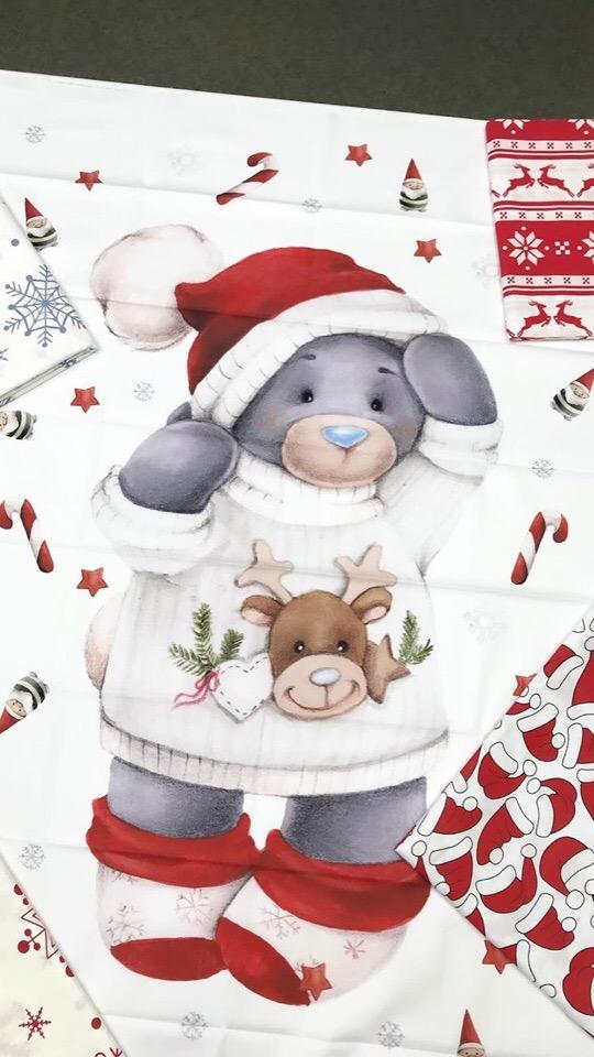 Новогоднее постельное белье для детей