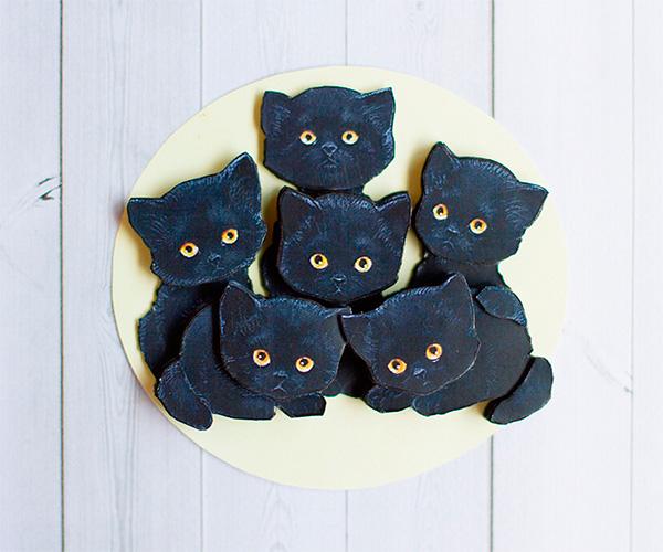 Папертоль Paperlove Букет котят — 5 место.