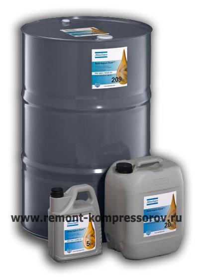 Компрессорное масло Atlas Copco