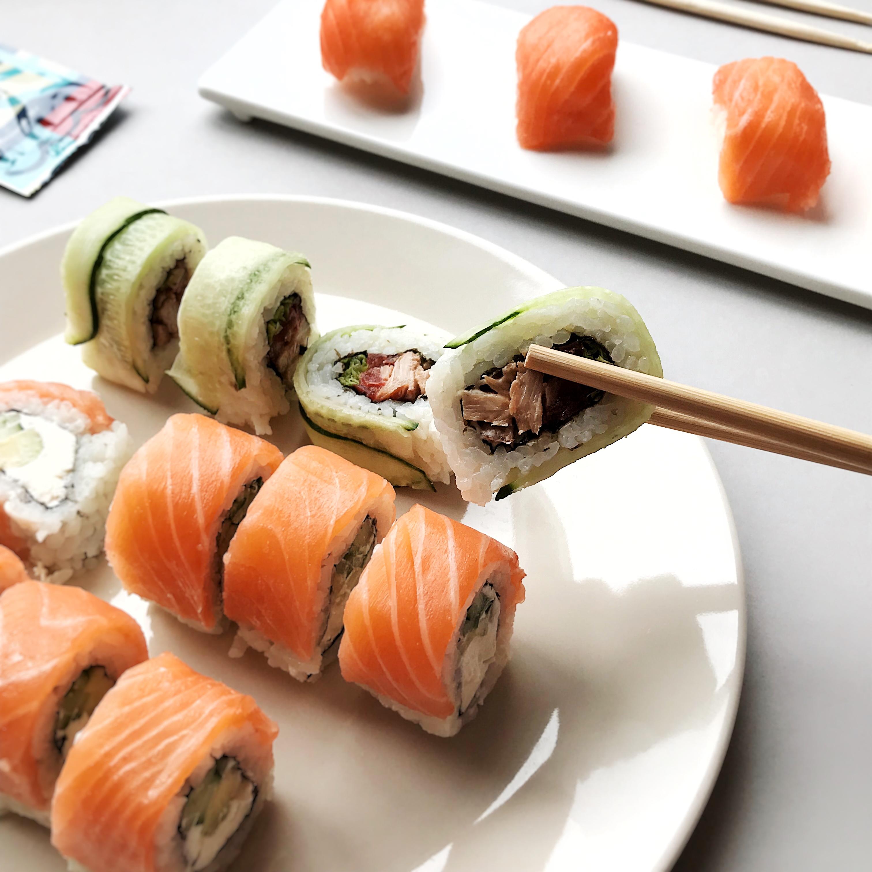 Японские ножи для суши - Суши Папа