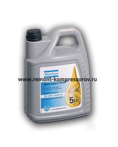 Компрессорное масло Atlas Copco Roto-Inject Fluid