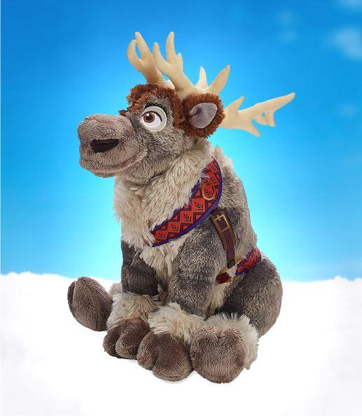 Плюшевая игрушка Олень Свен из Frozen II