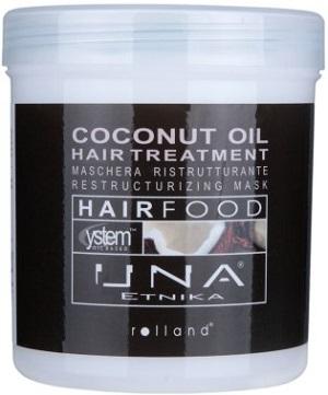 купить Rolland UNA hair food coconut oil