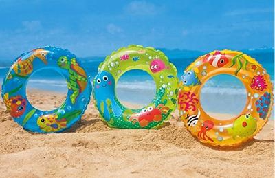 Фото круг для плавания