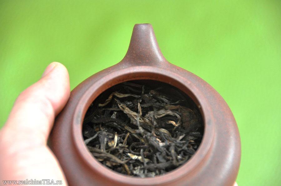 Пуэр (Шен) Ban Pen Sheng Tai Cha, 357 граммов, 2012 год