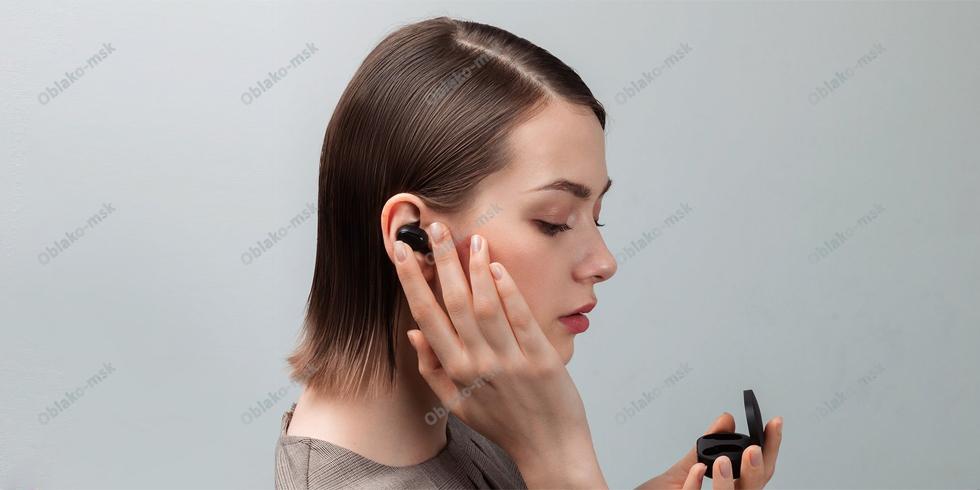 Беспроводные наушники Xiaomi Mi True Wireless Earbuds Basic 2 RU EAC