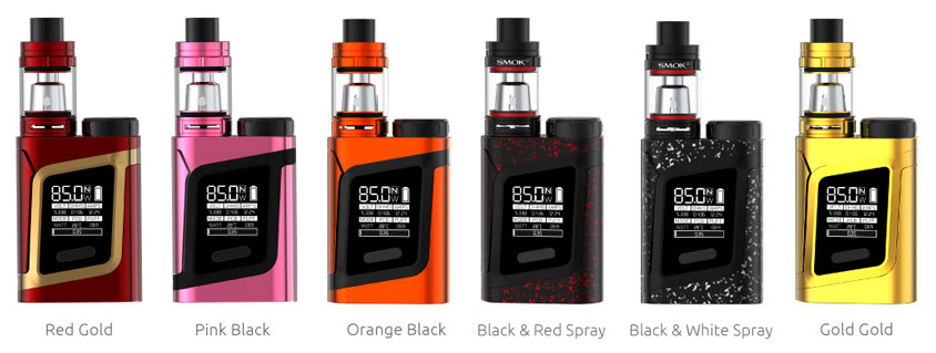 Цвета SMOK AL85 Kit