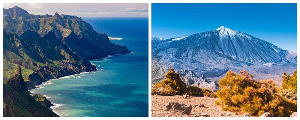 Путешествия по Тенерифе